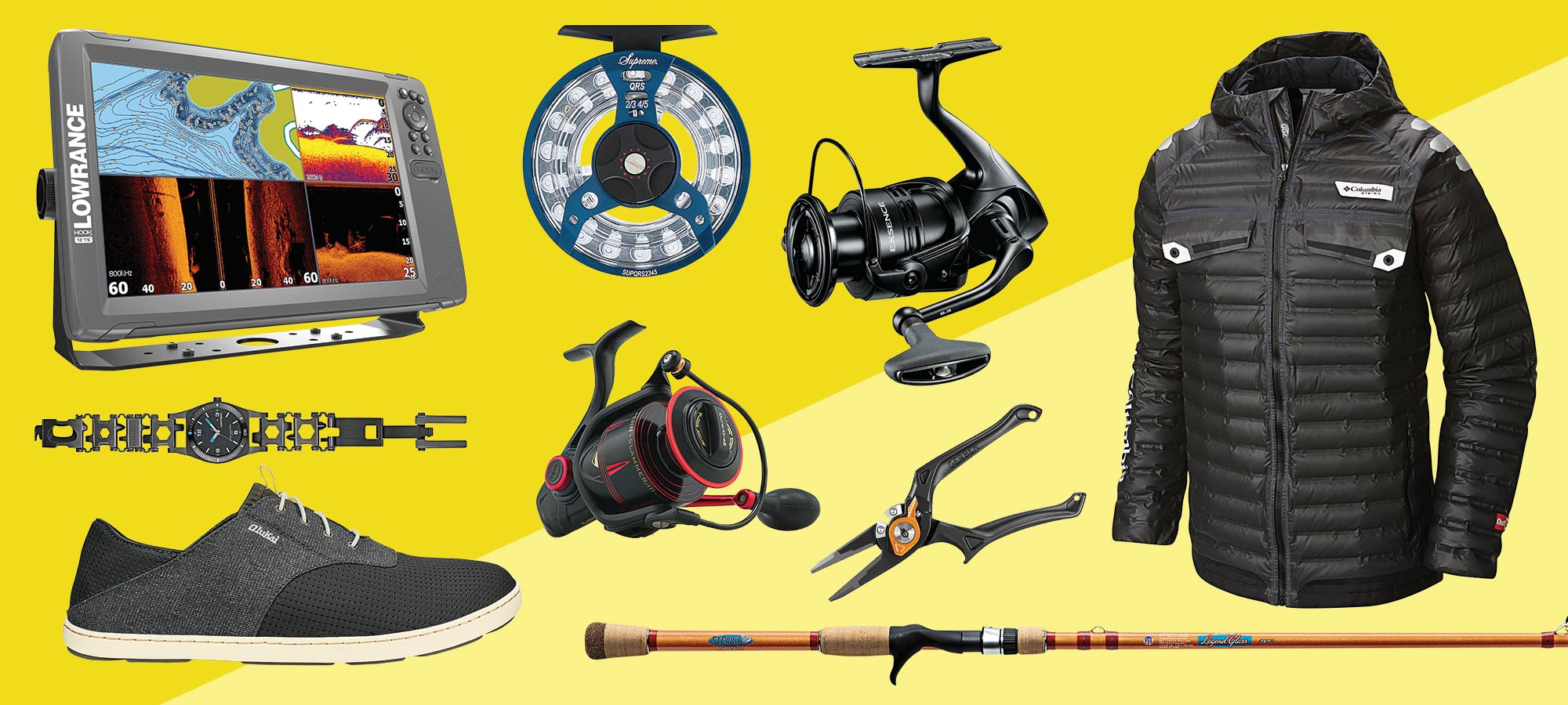 Best new fishing gear of 2018