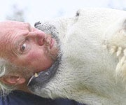 Would You Ever Put Your Head in a Polar Bear's Mouth?