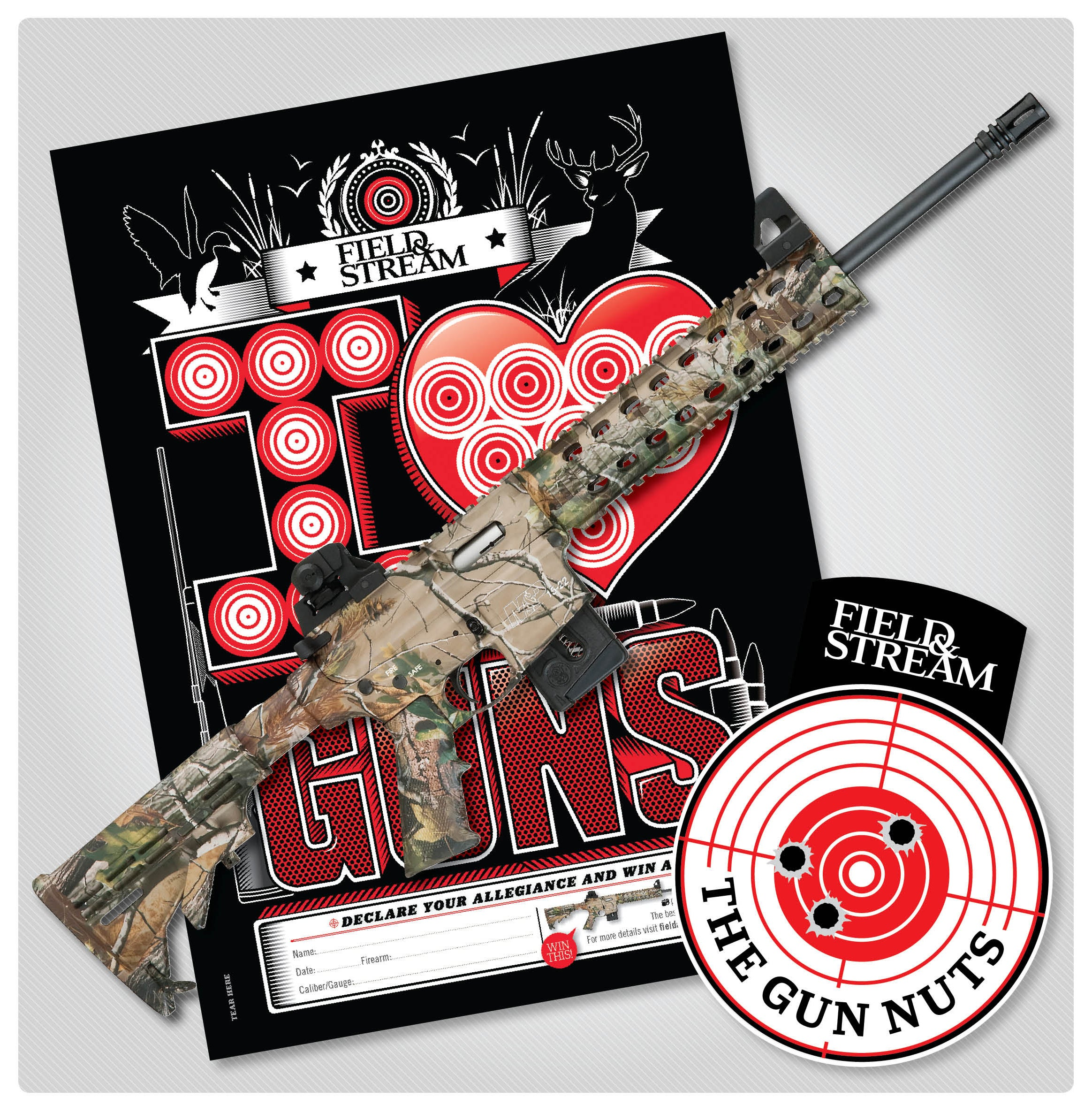 Announcing the 2011 Gun Nut Target Photo Contest