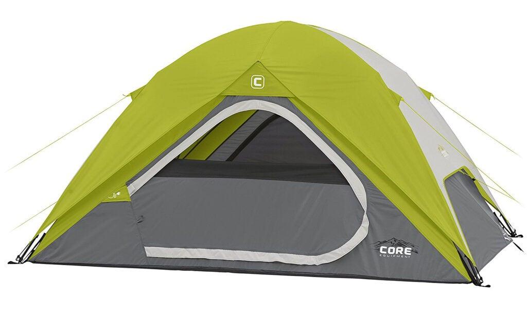 Core 4 person tent