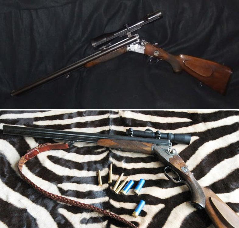 drillings, guns, drillings guns, gunfight friday,