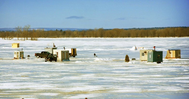 Minnesota Firefighter Dies From Carbon-Monoxide Poisoning While Ice Fishing