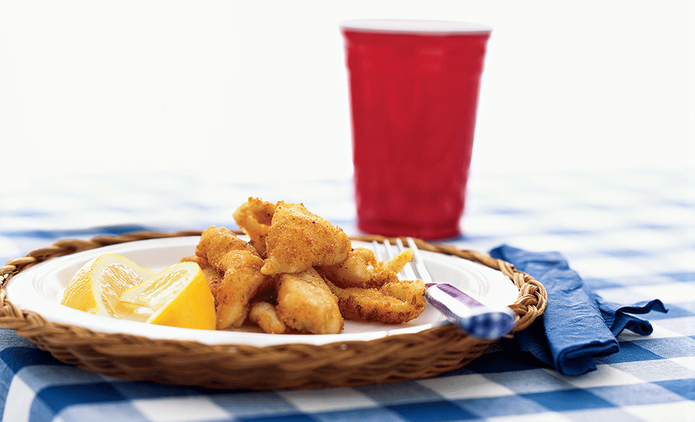 How to Throw a Crappie Party