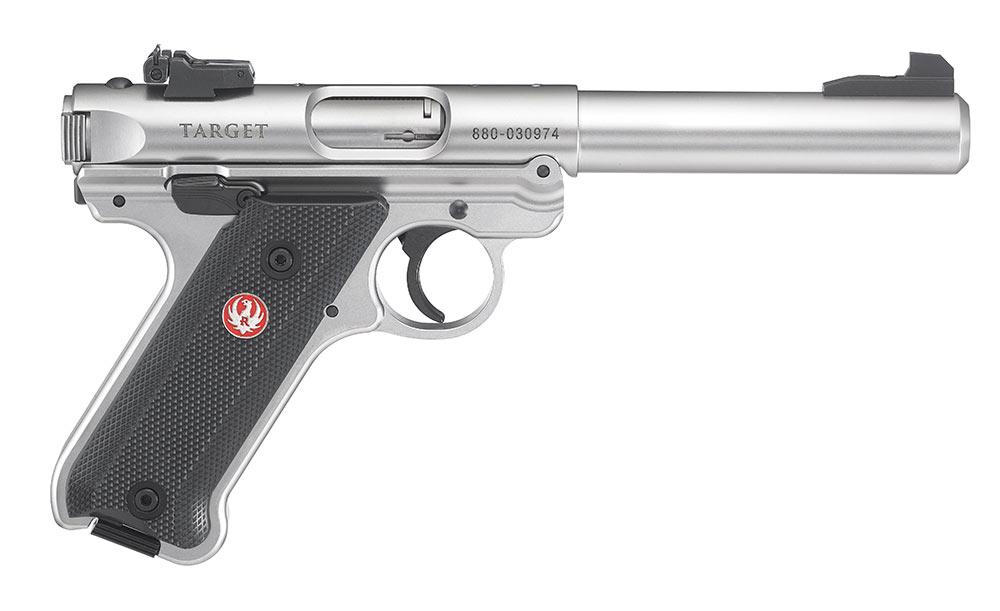 Ruger Mark IV Rimfire Handgun