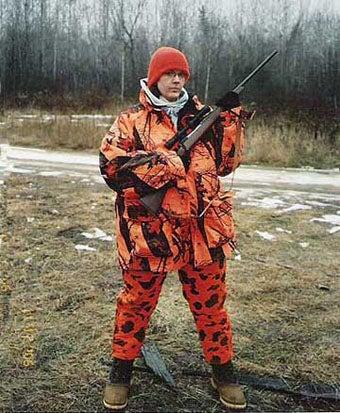 Photo gallery of women hunters