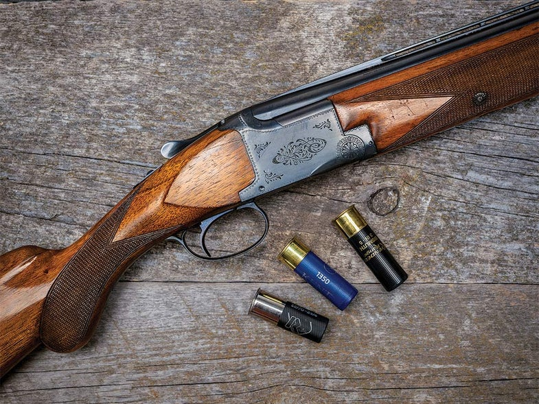 browning superposed shotgun and bismuth loads