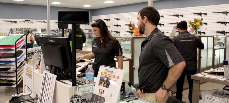 Howell's Gun Shop