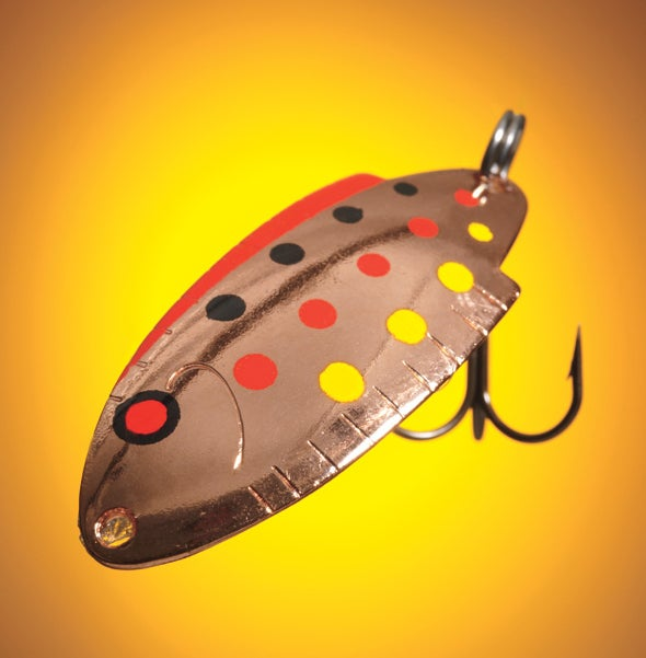 Favorite Lures of the Trout Guides