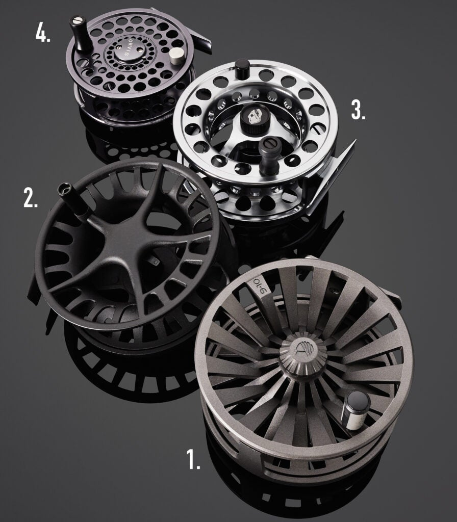 new saltwater fly reels,