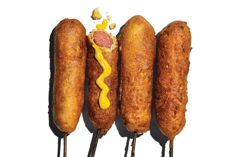 Elk Corn Dogs: Give Your Big-Game Sausage a Crowd-Pleasing (i.e. Deep-Fried) Twist