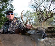 Ray: A Stalk on a Chasing Buck