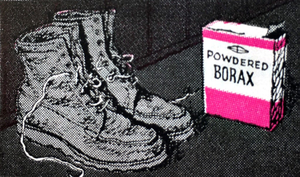 make you boots smell better