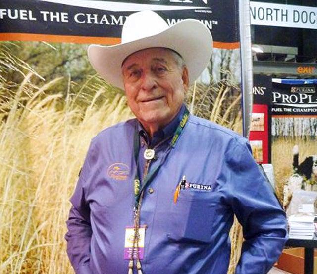 Legendary Dog Trainer Delmar Smith Receives Lifetime Sportsman Award