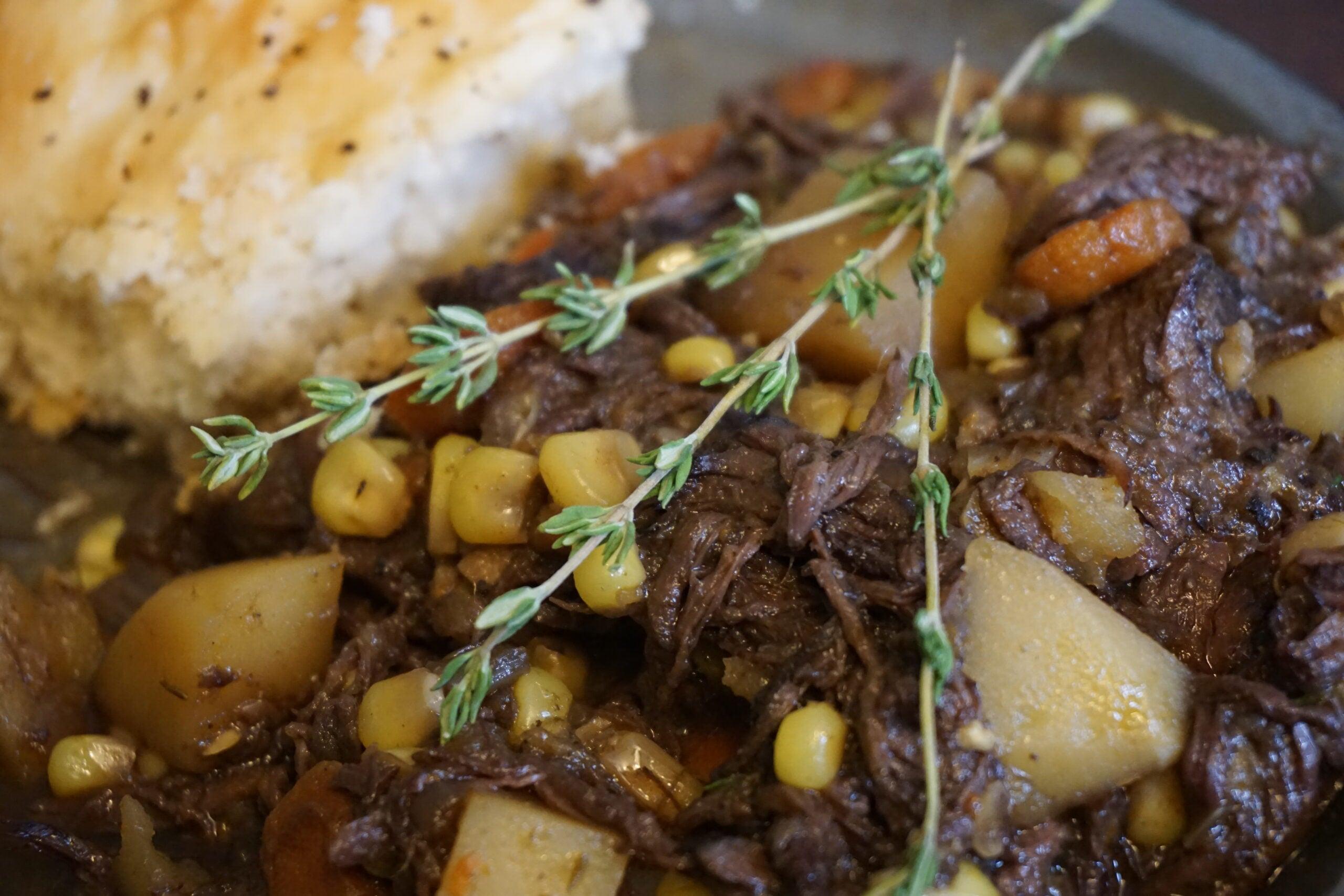 Recipe: How to Make Venison Stew