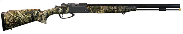 Best Muzzleloader of 2013: LHR Sporting Arms Redemption