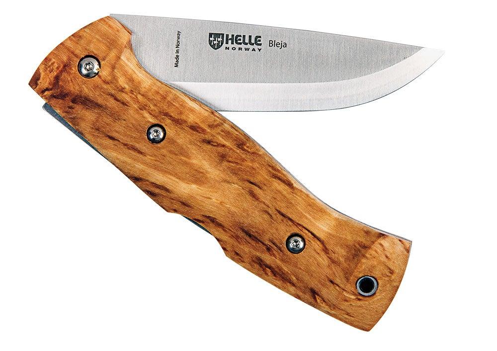 Helle Bleja knife