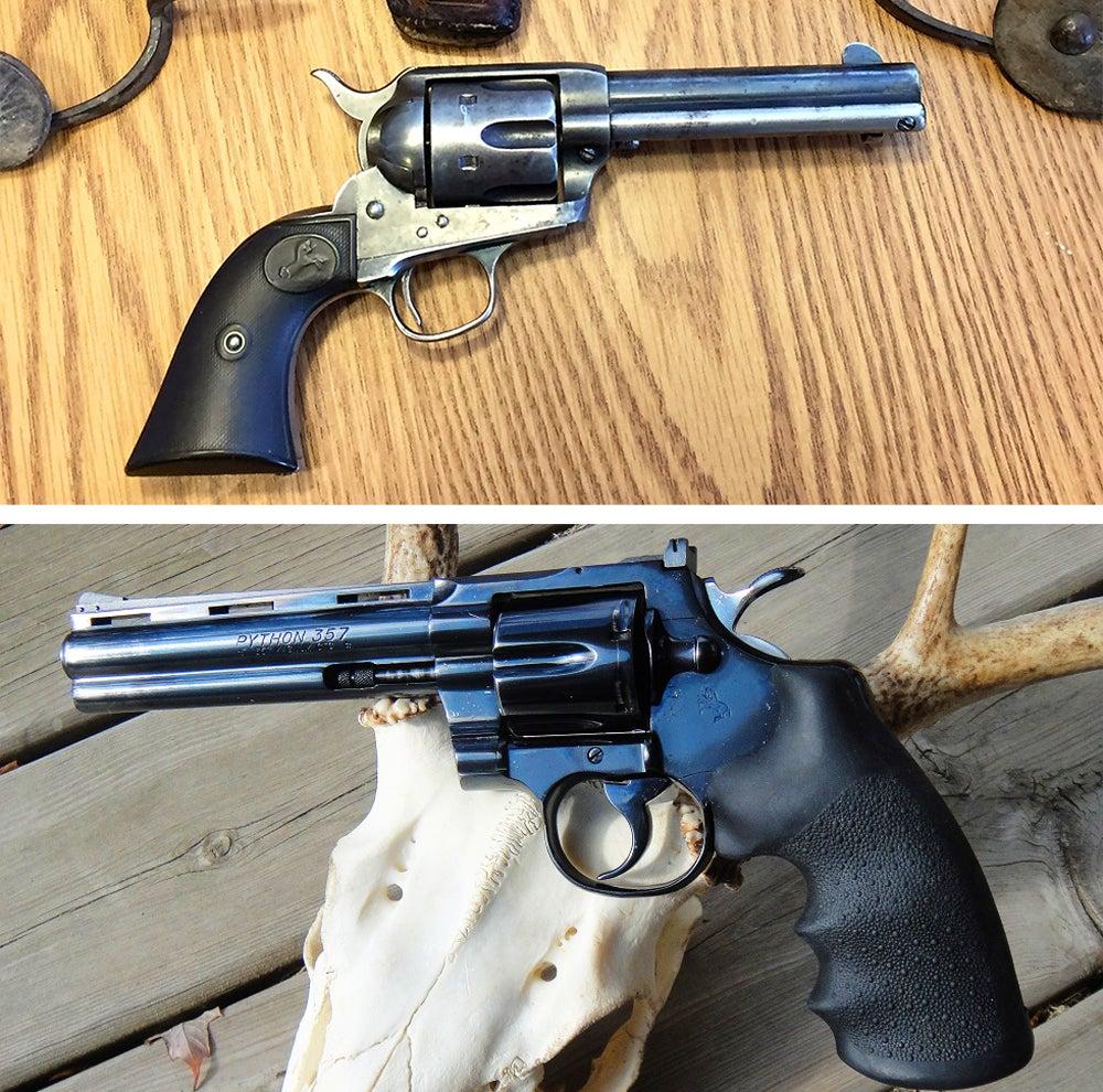 Gunfight Friday: Heirloom Colts