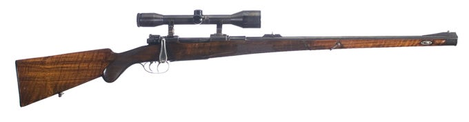 9.3×62: The Germans' .338