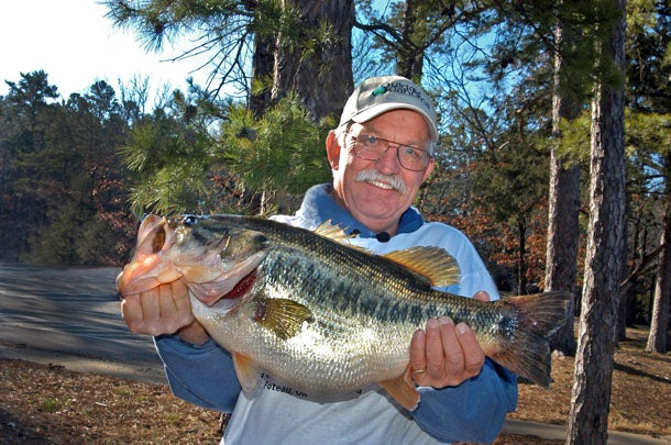 Big Bass Alert: New State-Record Largemouth for Oklahoma