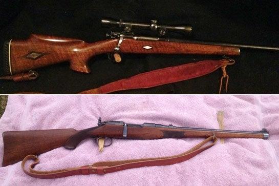 Gunfight Friday: '03 Springfield vs. 1903 Mannlicher-Schoenauer