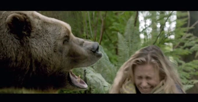 """""""Grizzly"""" Could be the Most Ridiculous Bear Movie of All Time"""