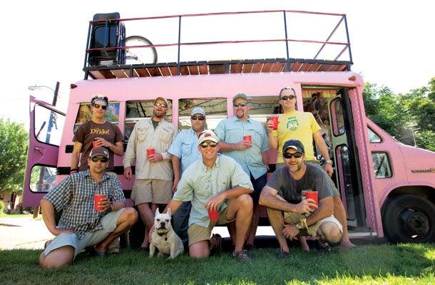 Summer Fishing Adventure: The Buddy Trip