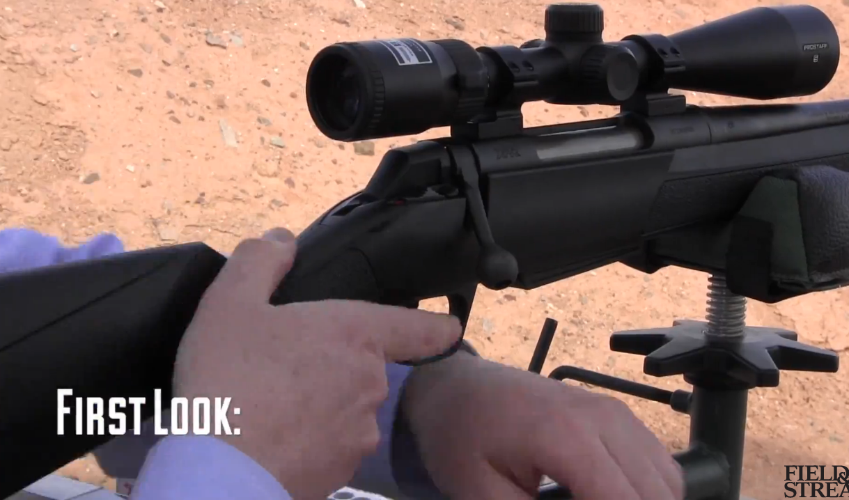 New Bargain Hunting Rifle: Winchester XPR