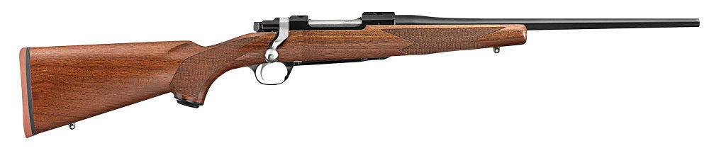 ruger hawkeye compact youth rifle