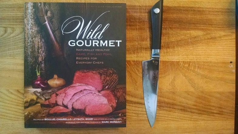 Cookbook Review: Wild Gourmet