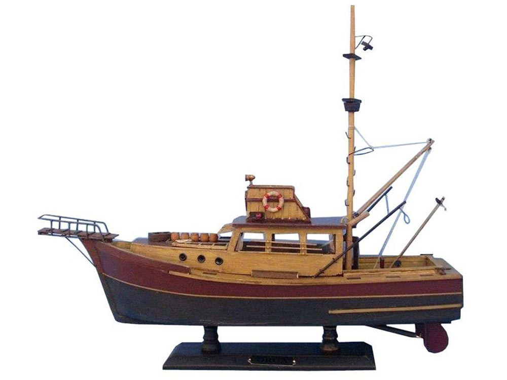 Orca Wood Model