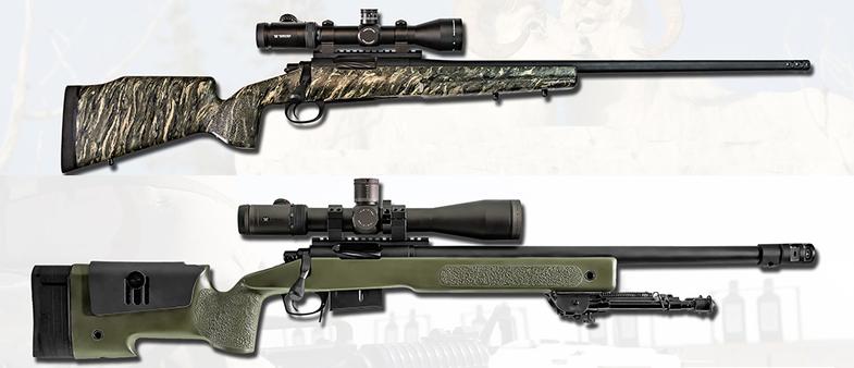 Bergara Rifles, Part 1