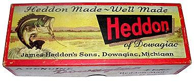 Heddon Torpedo