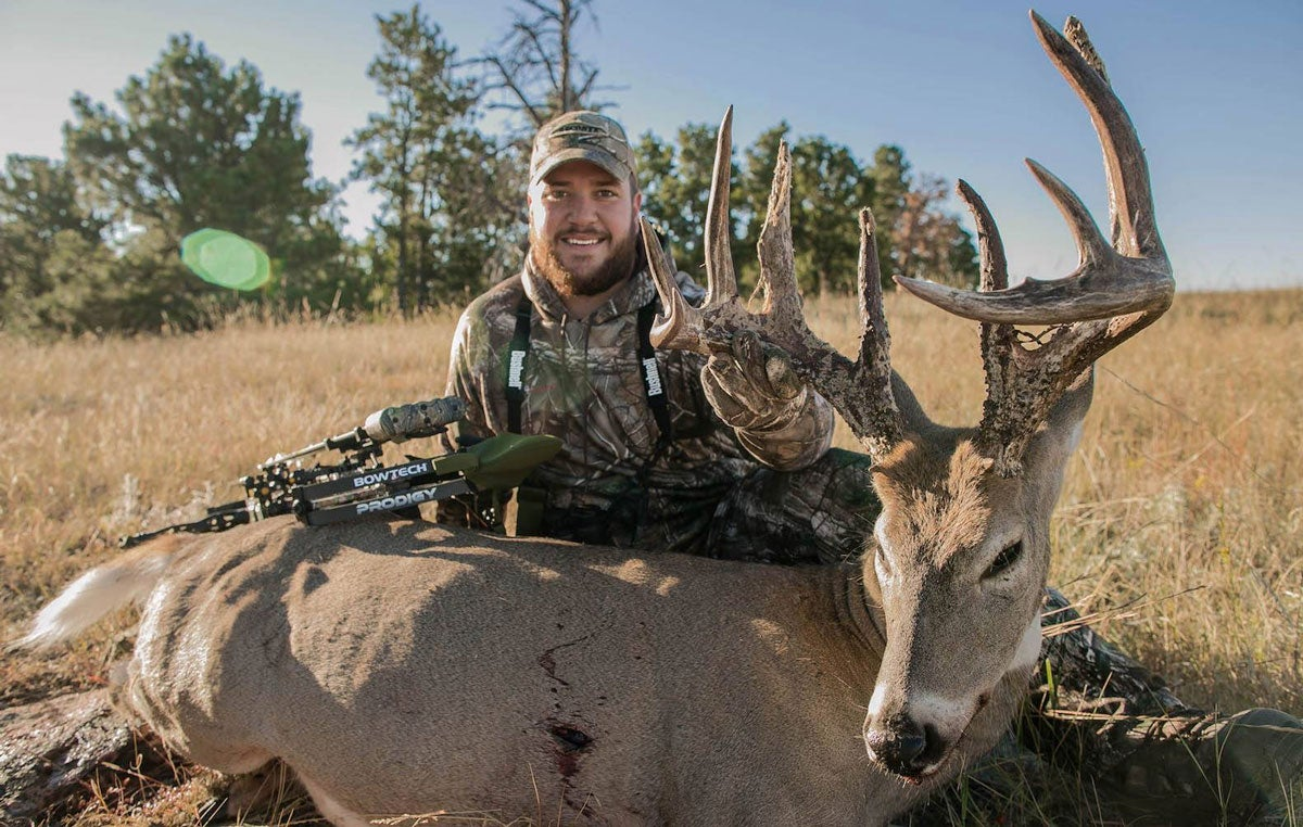 Record Book Whitetails and Why You Should Be Hunting Out West