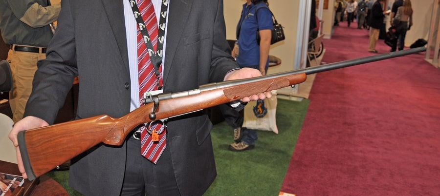 Petzal Picks his Favorite Rifles, Knives, Optics and more from SHOT Show 2011