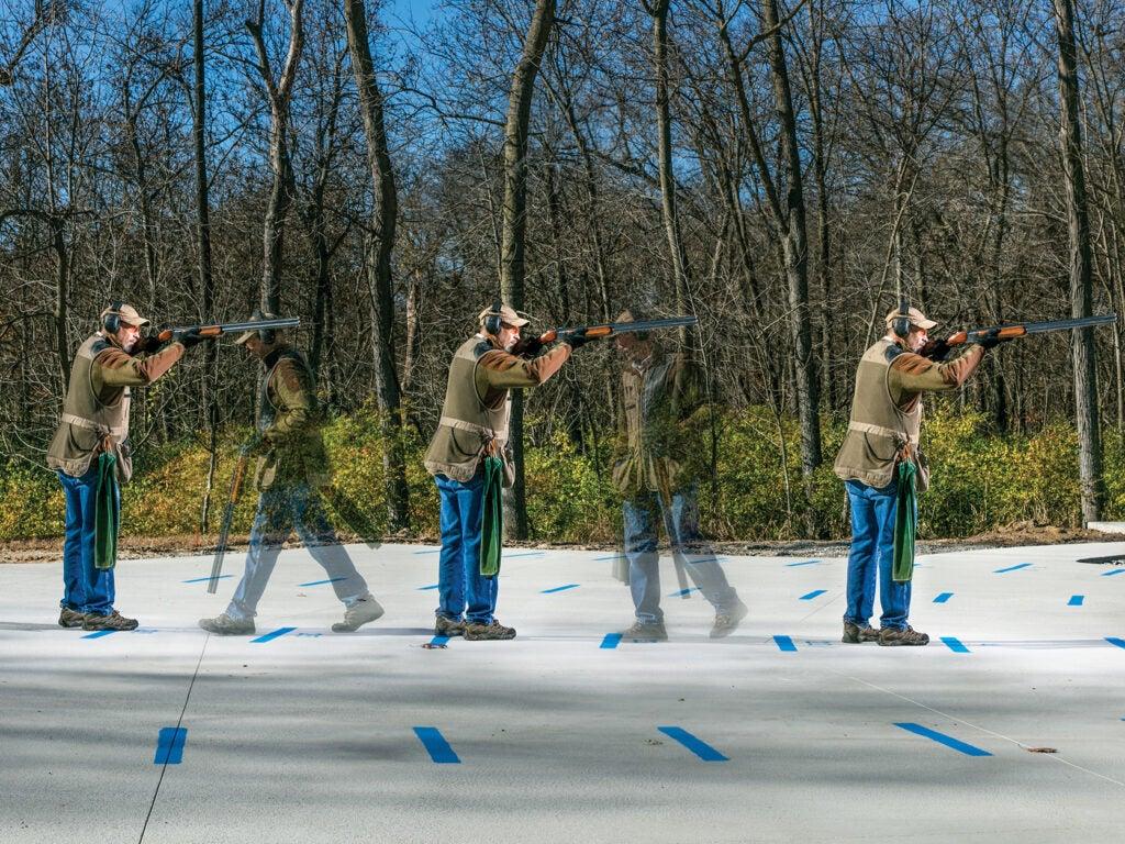 shotgun drill