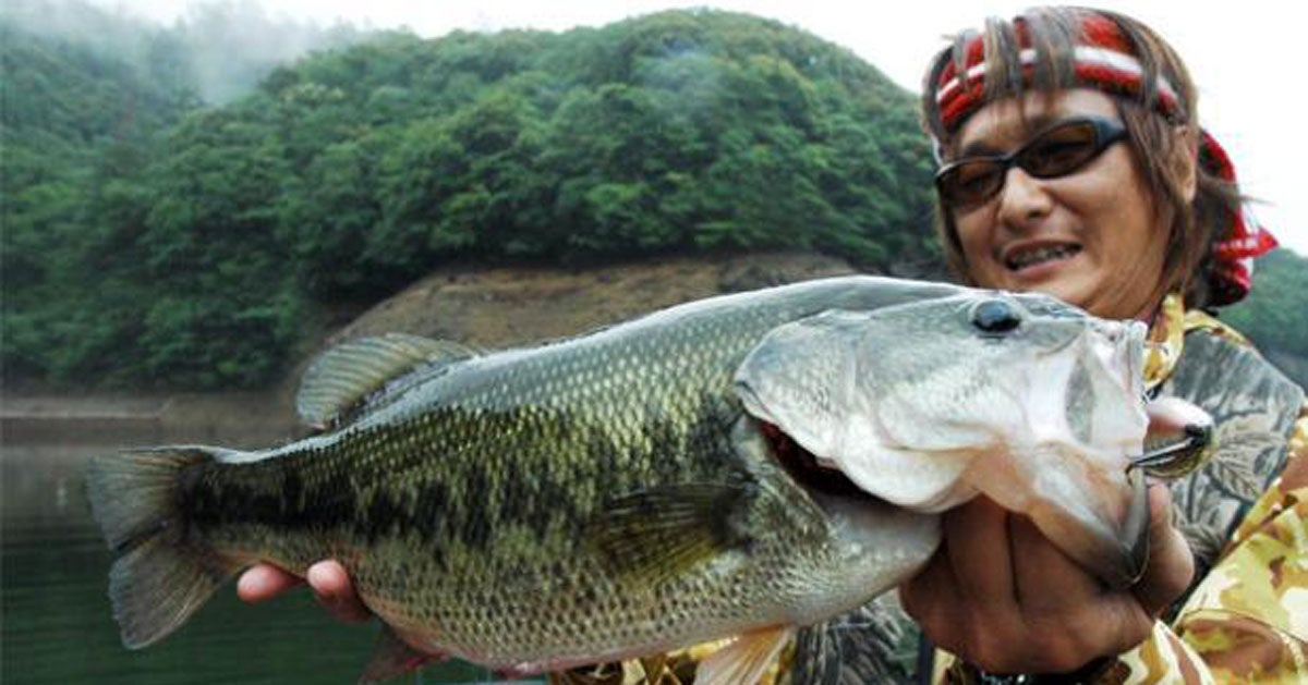 The Japanese Way: Using Techniques From Across the Pacific on U.S. Summer Bass Lakes
