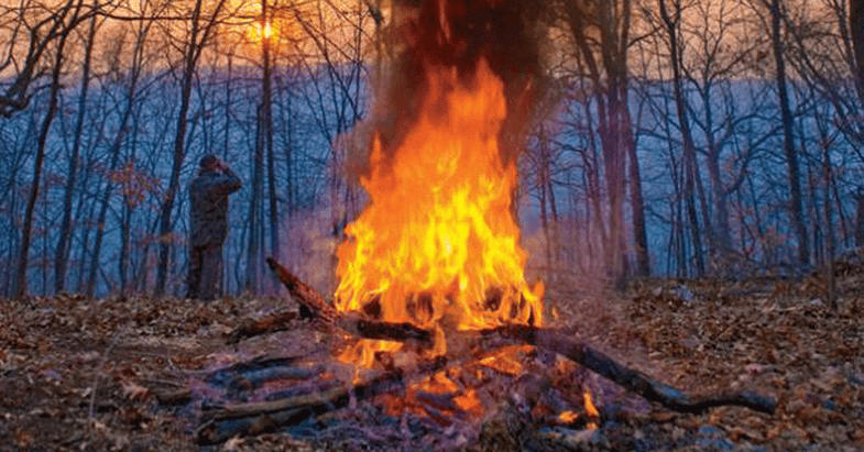 How and When to Use a Signal Fire