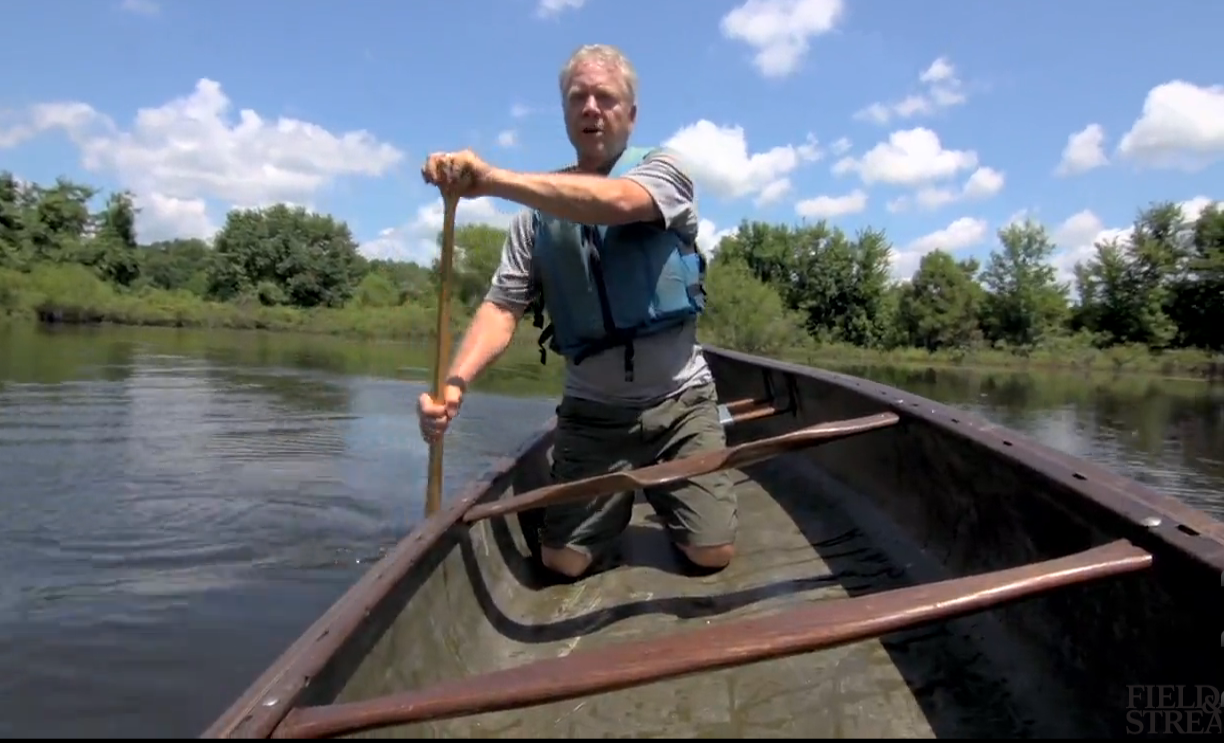 Solo Canoeing: A How-To Video
