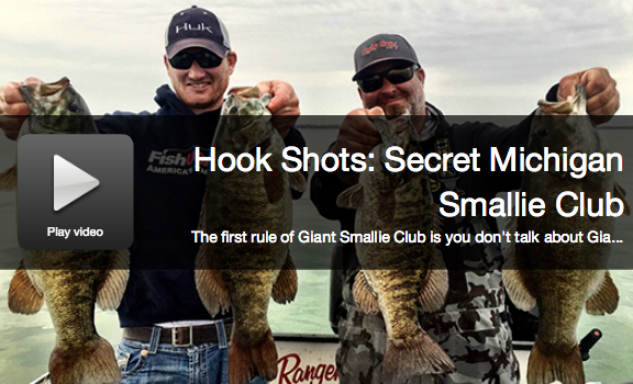 Hook Shots Season Finale: Secret Smallmouth Slugfest