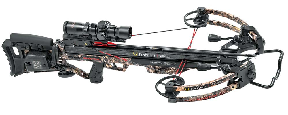 tenpoint carbon phantom rcx crossbow 2017