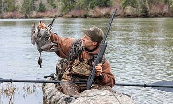 How to Hunt Ducks from a Canoe, Kayak, or Johnboat