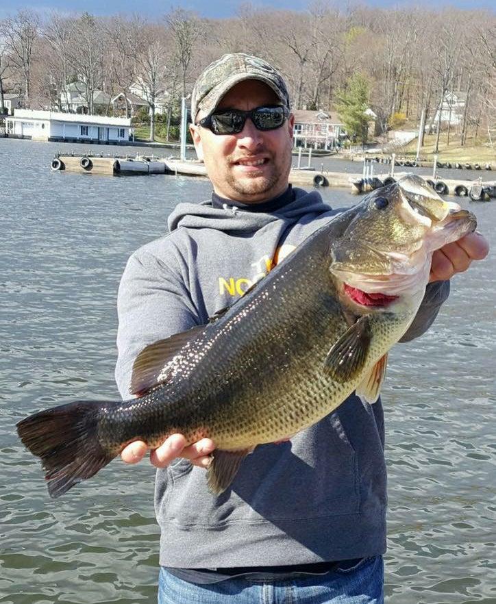 bass fishing, northeast bass fishing, dave wolak