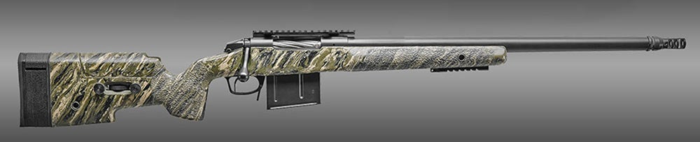 Bergara BCR29 Heavy Tactical Rifle