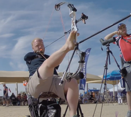 Archery Like You've Never Seen It Before