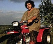 Andre the Giant Has a Trike