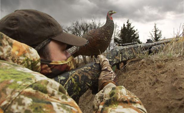 A Run-and-Gun Turkey Hunt Through the Nebraska Sandhills