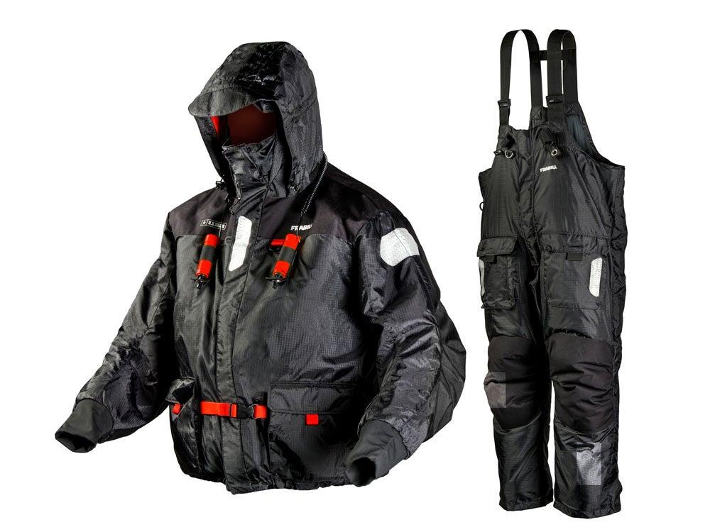 Frabill's I-Float Jacket and Bib