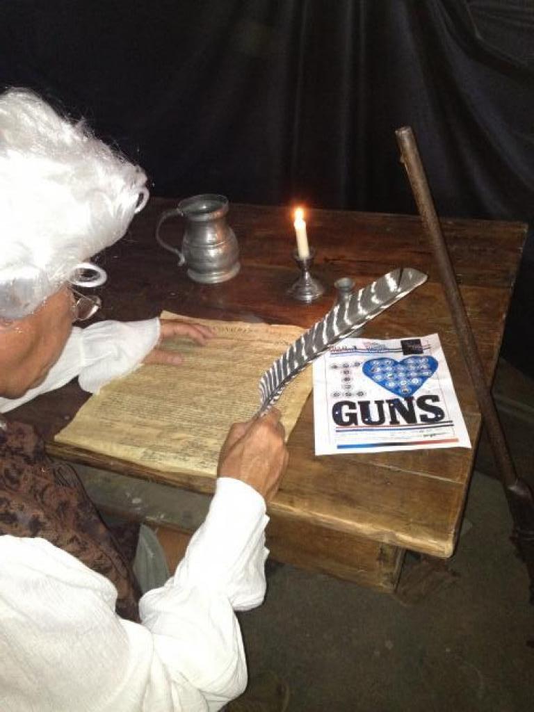 Top Shots: 2012 Gun Nut Target Photo Contest Finalists