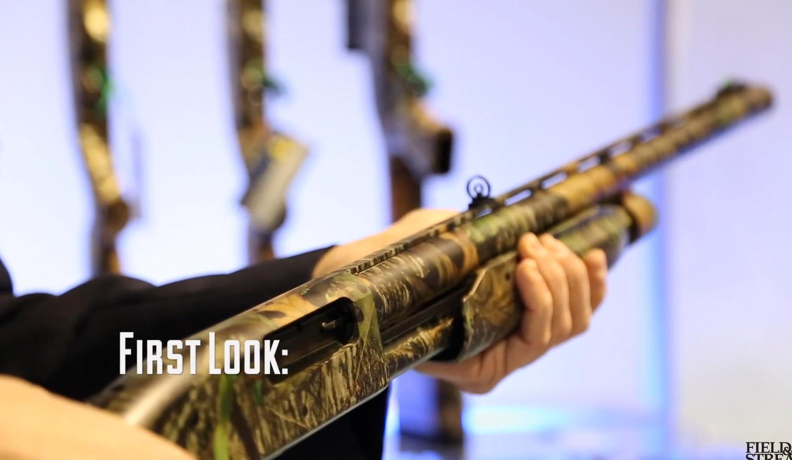 First Look: Mossberg 835 Turkey Gun Gets an Improved Sight