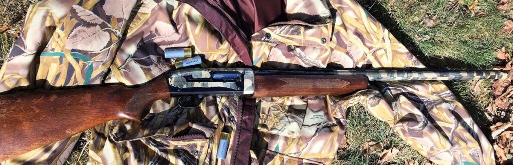 turkey guns, great turkey guns, new turkey guns, Winchester Model 50, Model 50,